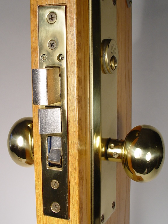 How To Remove Old Door Knob How To Rekey Or Change A