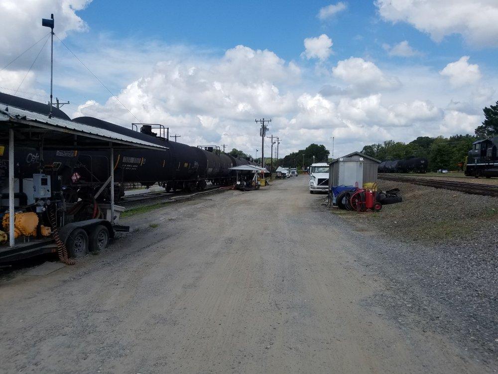 Ethanol & Bio Diesel Transloading Facility - Yadkin Valley Railroad