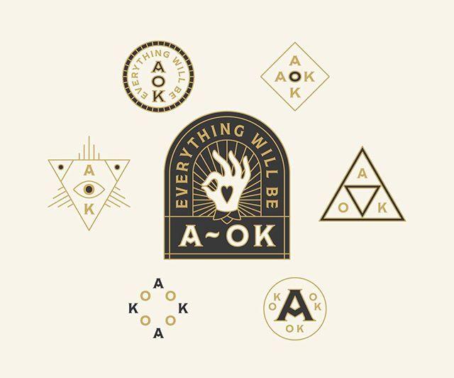👌🔻 A 👁 K 🔺👌