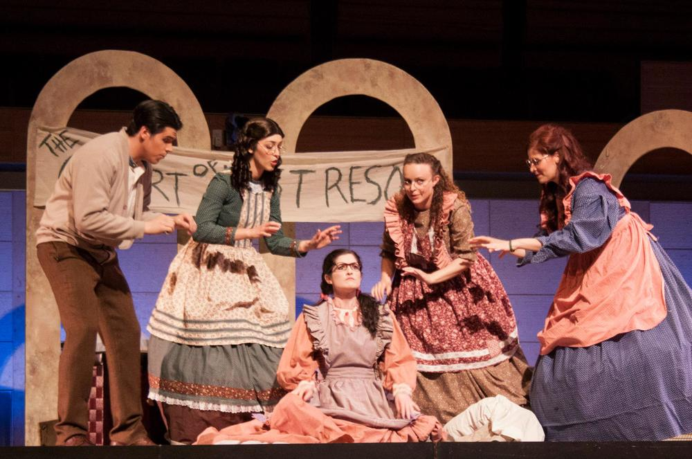 Little Women. San Francisco Conservatory 2013.