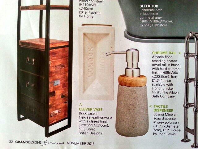 Grand Designs Magazine - November 2013