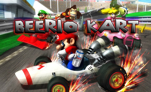It's not all about Beerio Kart. Check out http://www.thedrunkenmoogle.com/ if you disagree.