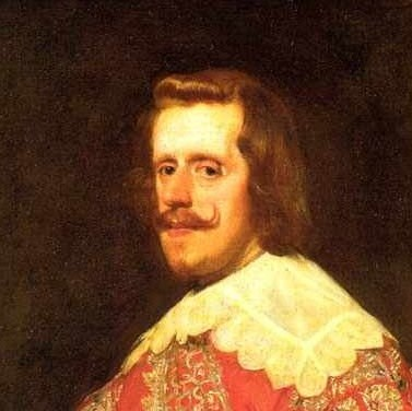 King Philip IV of Spain: A lover of spaghetti, women, and mustaches.