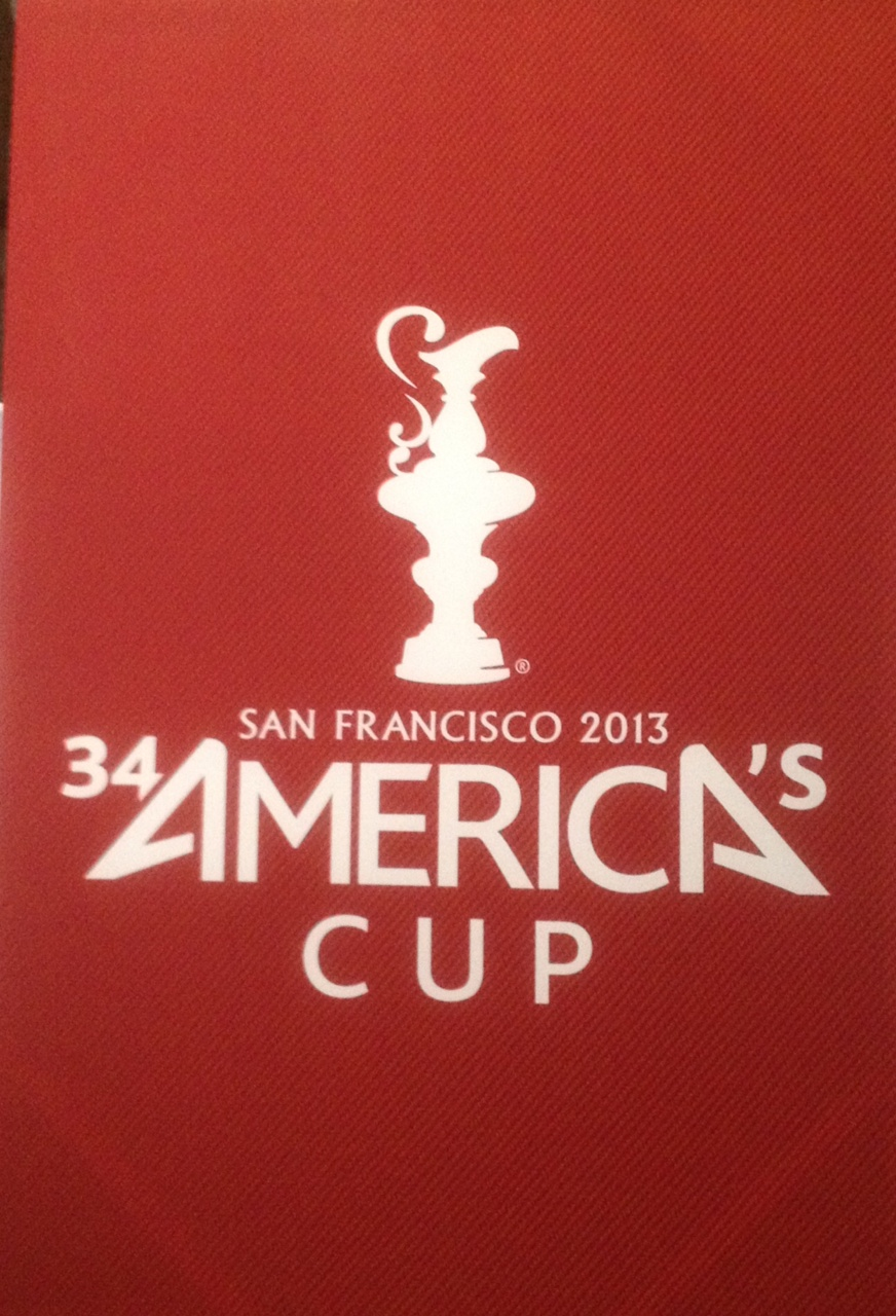 America's Cup (4 foot x 6 foot)                                 $250