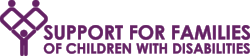 Support for Families of Children with Disabilities logo