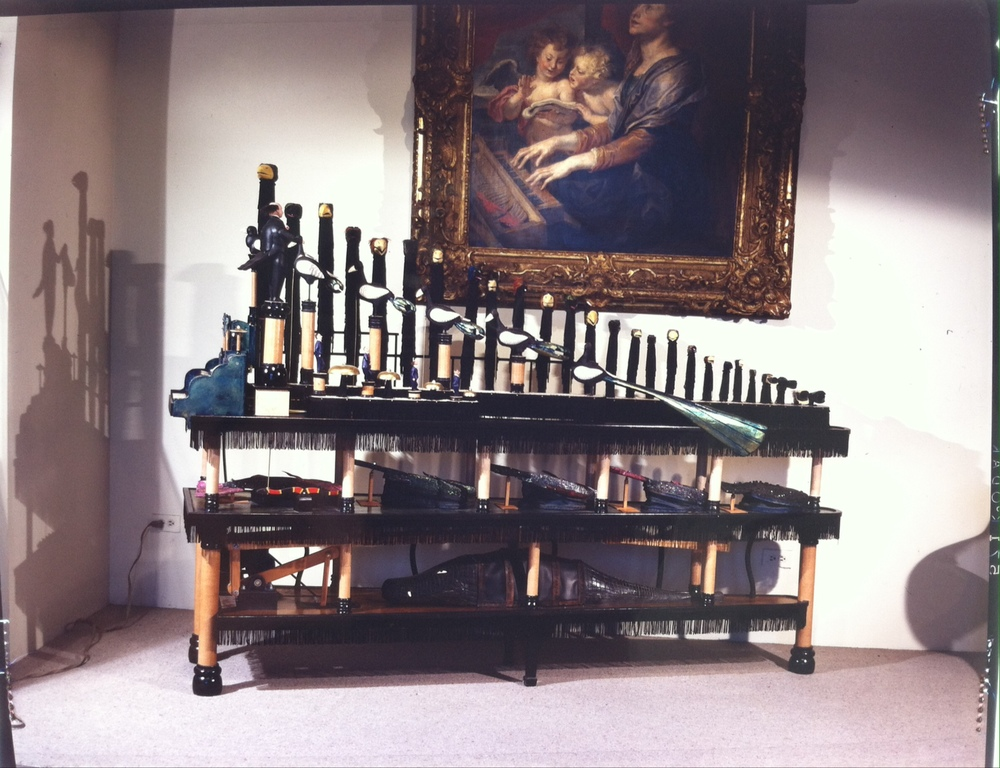 This Is Not A Pipe Organ