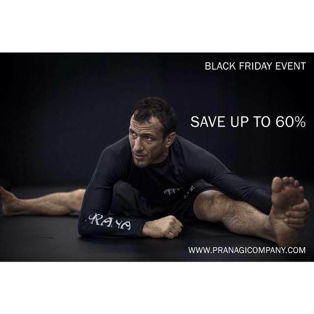 Black Friday from Prana Gi Company. It's time to save. www.pranagicompany.com #bjj #jiujitsu #pranagico