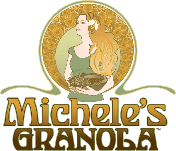 All of our events are graciously sponsored by Michele's Granola