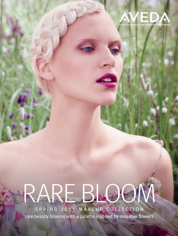 Rare Bloom Makeup By Aveda Spring 2015 Casal Aveda Institute