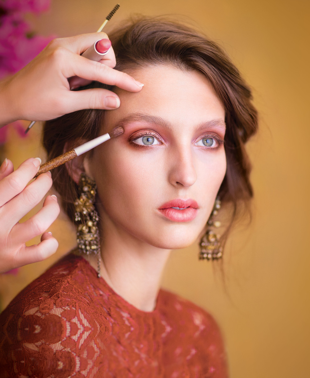 Indian Sunset Makeup Collection Casal Aveda Institute