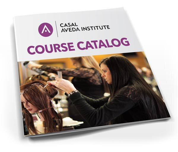Casal Aveda Institute Course Catalog - Updated October 3, 2017