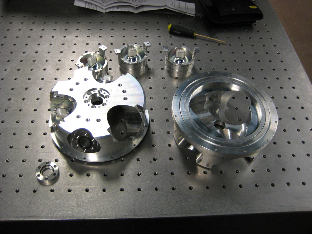 Machined Assembly