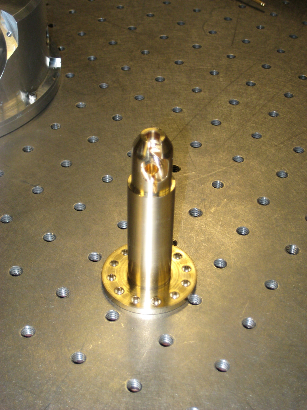 Sample Mounting Bar