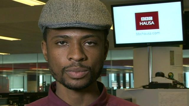 BBC World Service, Hausa: February 8, 2014 — The Shortwave