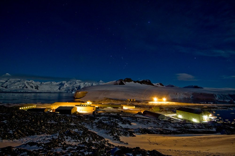 Rothera Research Station (BAS photo)
