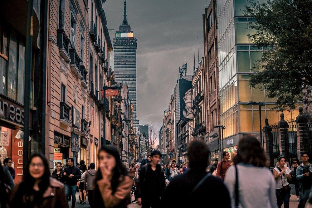 Mexico City, Mexico (Photo by Jezael Melgoza @jezael)