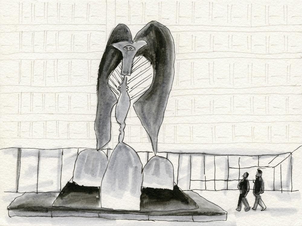Chicago Picasso No. 8