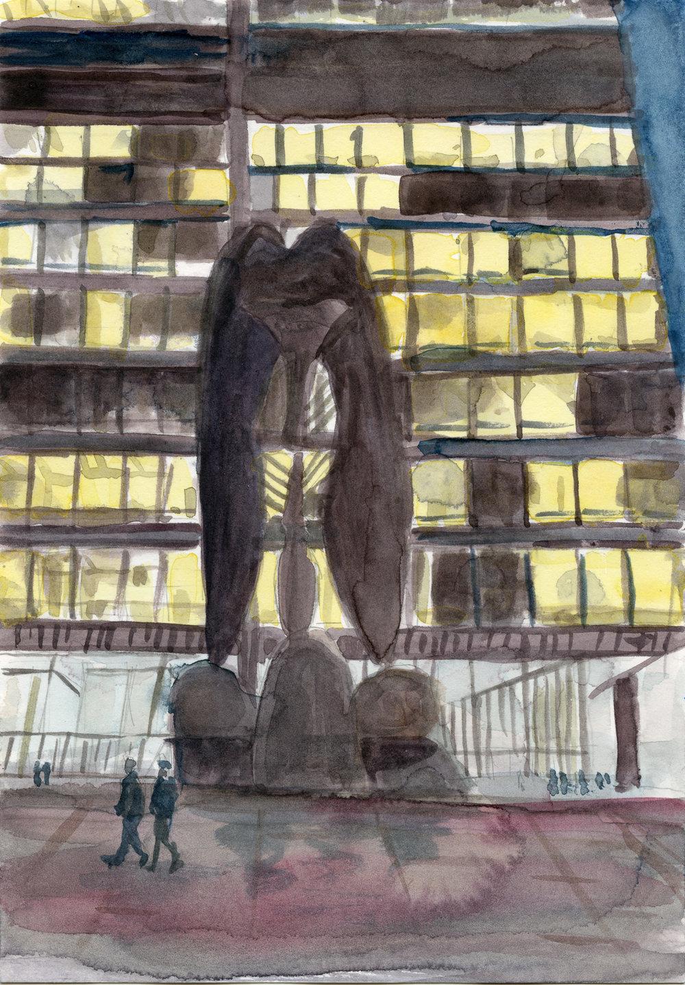 Chicago Picasso No. 7