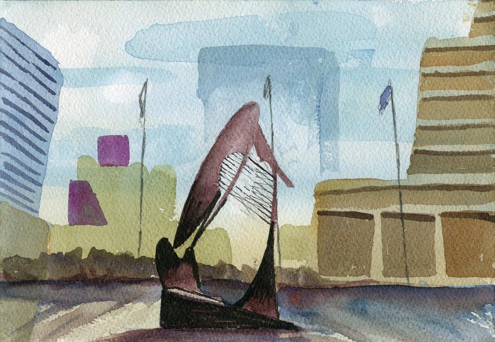 Chicago Picasso No. 11