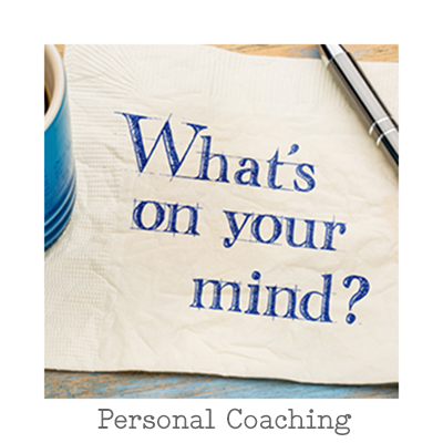 Personal and Communications 1-on-1 coaching.