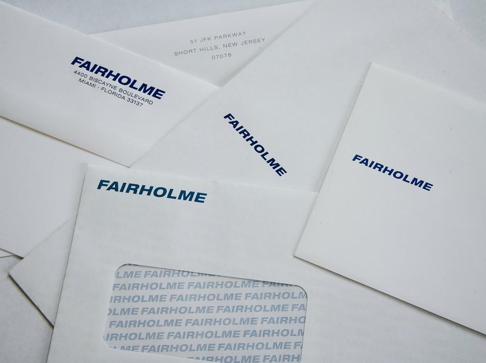 Sundry envelopes