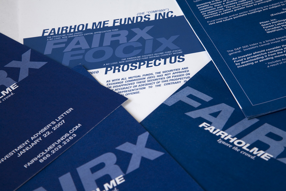 Prospectuses, Annual- and Semi-Annual Reports