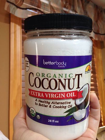 We're giving away a jar of Coconut Oil to help get you started making your own toothpaste.
