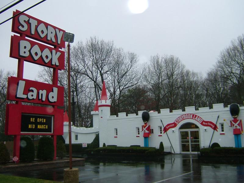 Storybook Land in Egg Harbor Township, NJ