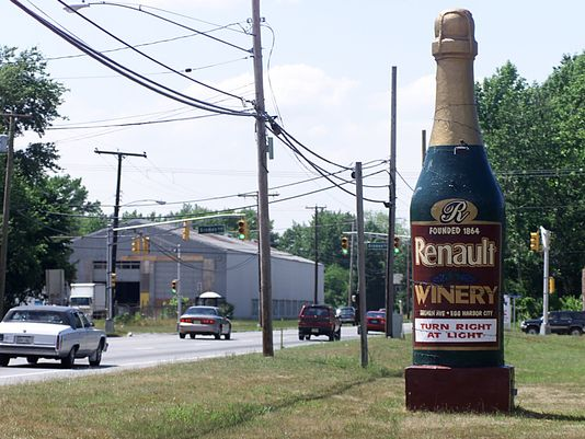 Renault winery just filed for bankruptcy after being in business for over 150 years
