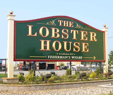 The Lobster House in Cape May, NJ