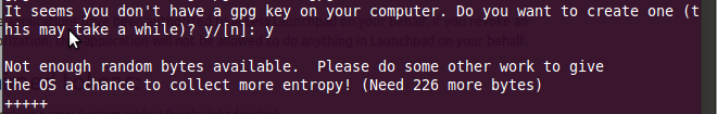 Best error message I've seen today.