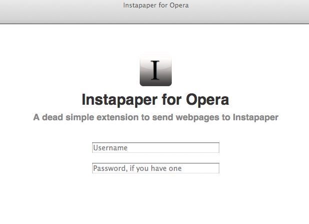 Just submitted my first Opera extension for review. Hope it gets approved soon. :) Update: Published! You can download it from here. I've also created a page for this and other work.