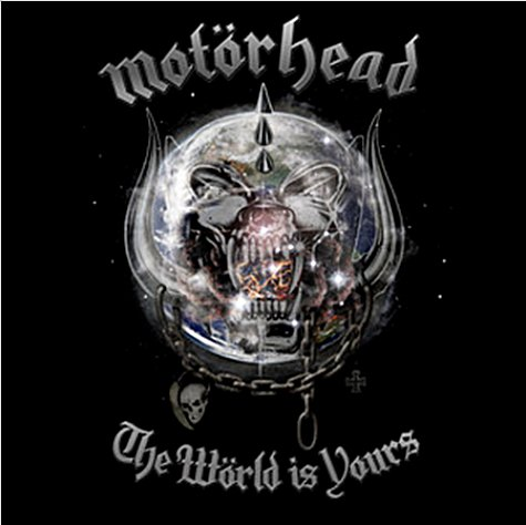 New Motörhead album. And it's like every other Motörhead album. Which is to say it's rather good.