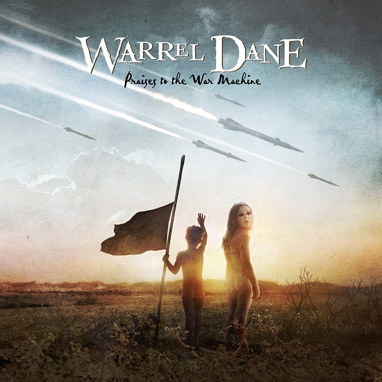 Great cover art. For Warrel Dane's first solo album. By Travis Smith. He's done some of my favourite cd covers and illustrations. I'll probably do a roundup of those in another post. For now, check out his website for some of his other work.