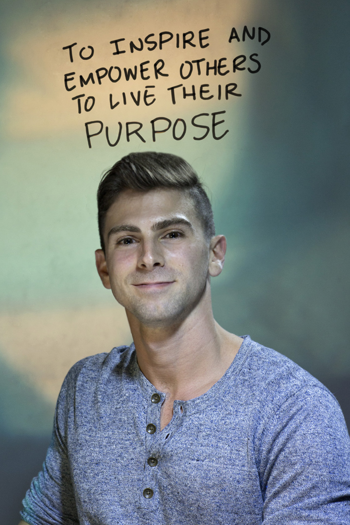 Bryan Dalessandro   Co-Founder / Founder  United Purpose  /  The Humans  Community / Creative