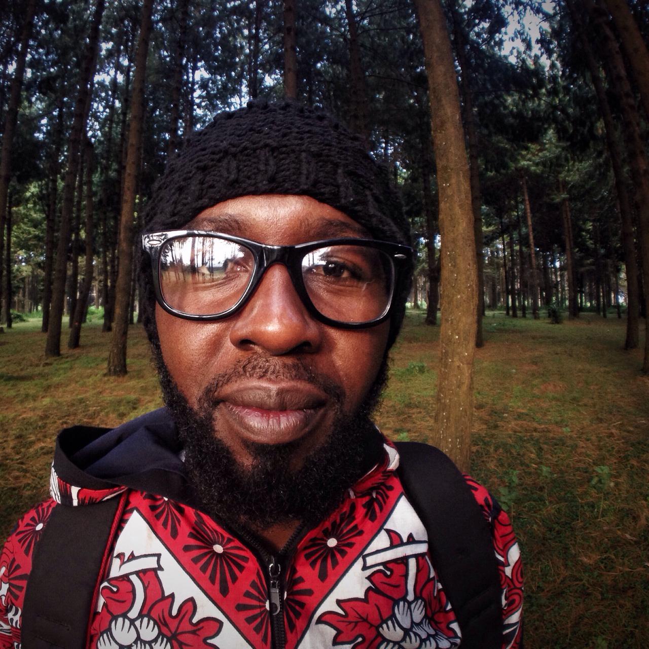 Mr Nairobi || Mutua Matheka @TruthSlinger #AmazeAfrica #Nairobi