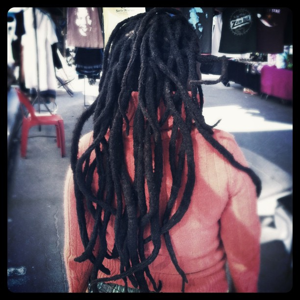 Dreaded (Taken with  instagram )