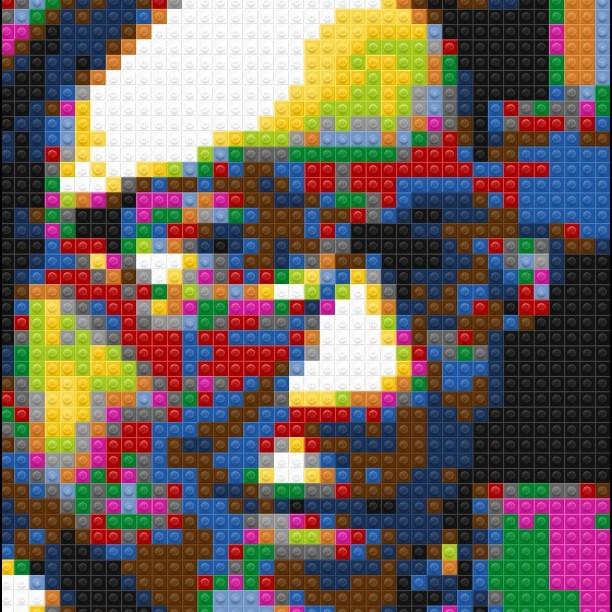 #Lego @samsin22  (Taken with  instagram )