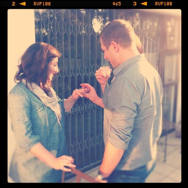 Wedding Bells :) (Taken with  instagram )