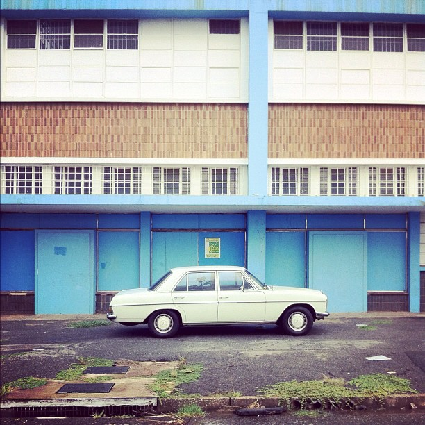 My old ride #soloparking (Taken with  instagram )