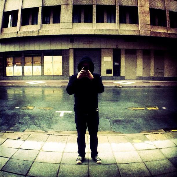 #selfportrait (Taken with  instagram )
