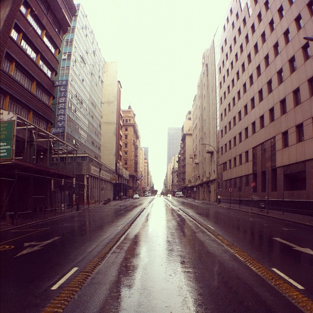 Jozi Streets (Taken with  instagram )