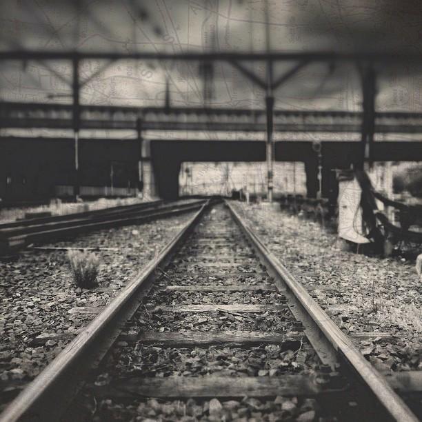 Cape Town Steel (Taken with  Instagram )