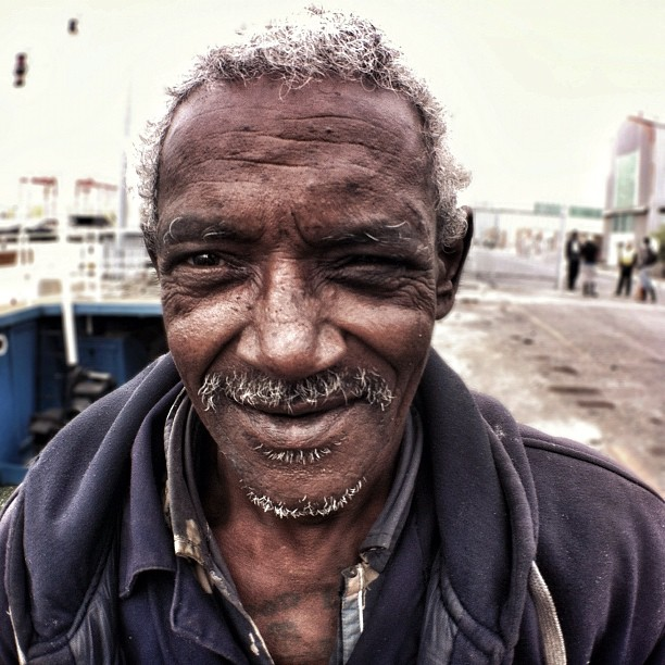#reedit #repost of my | Sweet Old Fisherman (at South Africa)
