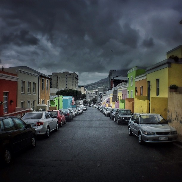Bo-Kaap | #latergram #capetown (at South Africa)