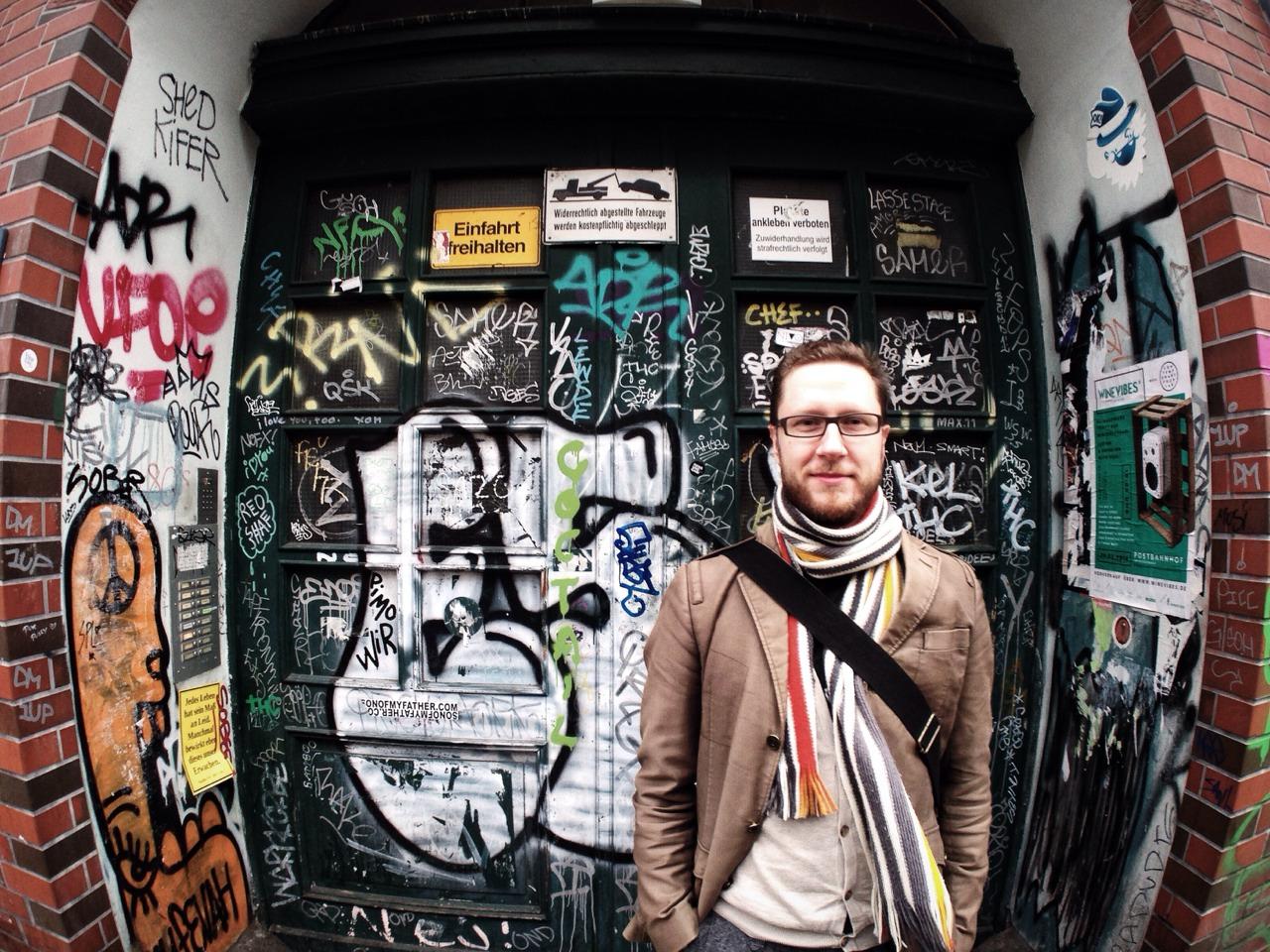 #MakePortraits #Berlin #iPhoneOnly