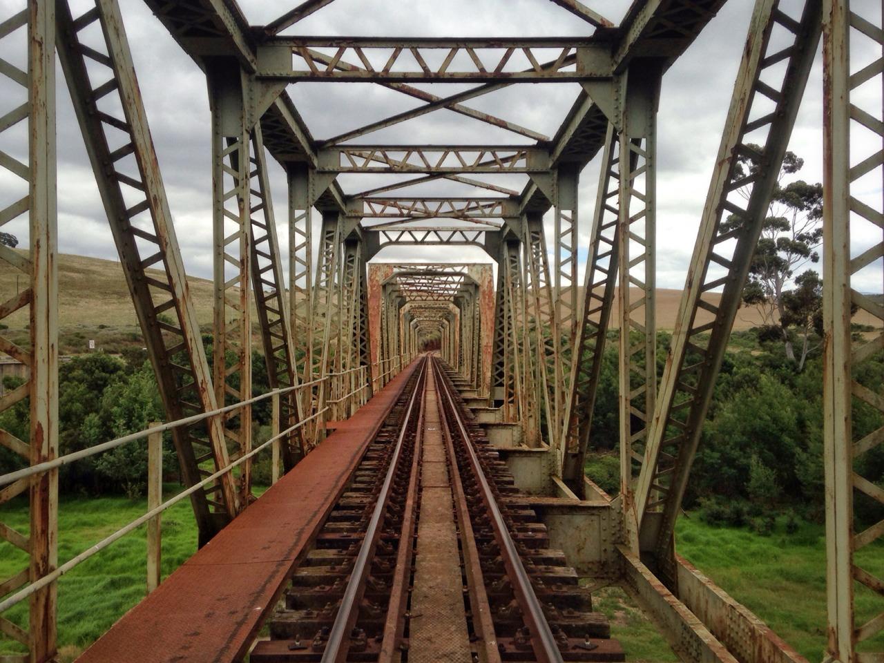 Secret Bridges || #LaterGram #SummerGoesBOS #iPhoneOnly || Garden Route, South Africa