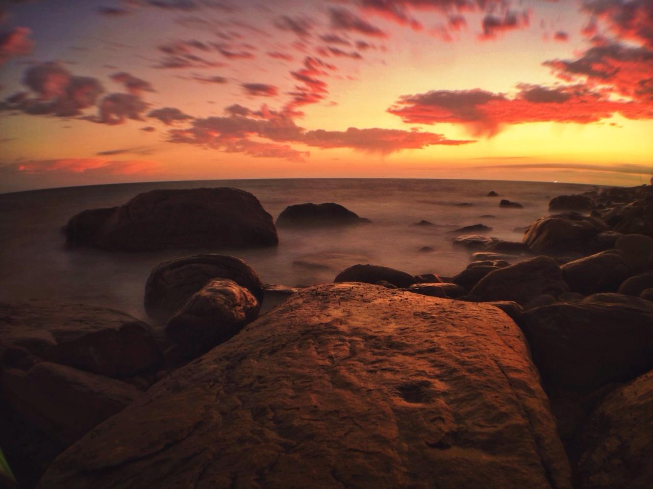 @BOS Sunrise #latergram || #SummerGoesBOS