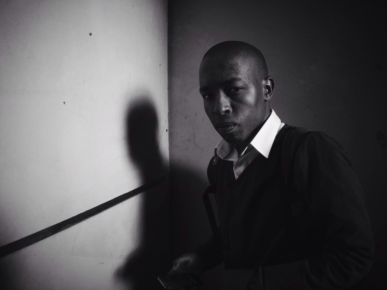 Andile Buka || #portrait #50moreportraits #iPhoneOnly
