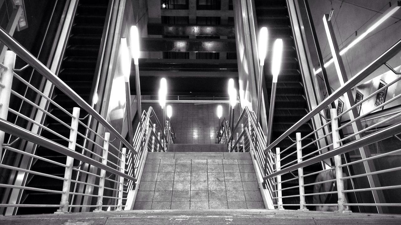 Gautrain, Johannesburg || #iPhoneOnly